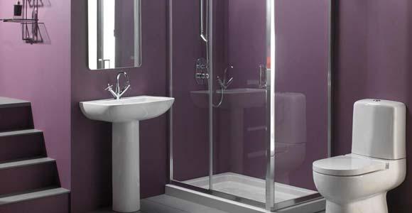 Choisir sa peinture pour salle de bain conseils et tarif - Peinture pour plafond salle de bain ...