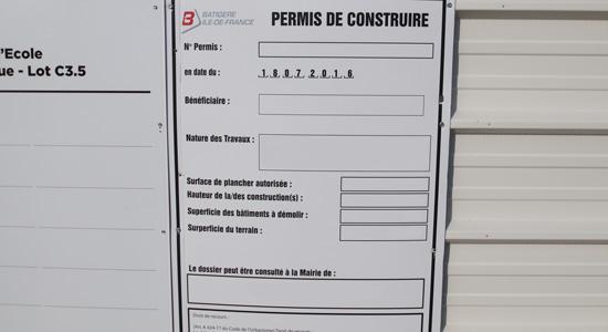 Le permis de construire pour les projets ambitieux