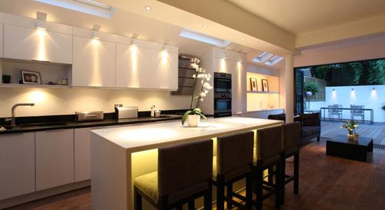Quels pièges éviter avec l'éclairage d'une cuisine