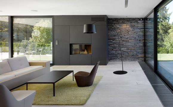 Mur De Pierre Salon un mur en pierre dans mon salon | guide pratique & coût