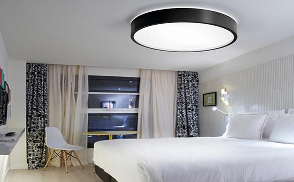 clairage de chambre luminaire applique et plafonnier. Black Bedroom Furniture Sets. Home Design Ideas