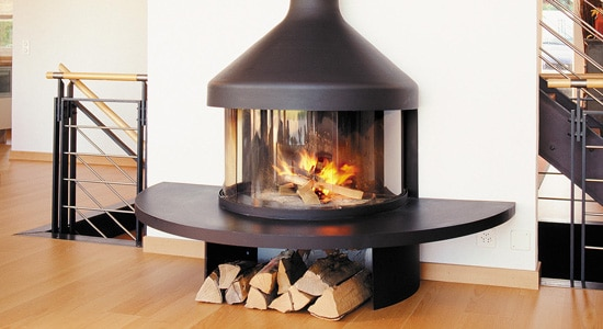 Le poêle à bois : Une solution esthétique et confortable