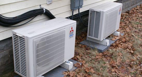 Les pompes à chaleur : fonctionnement de l'aérothermie