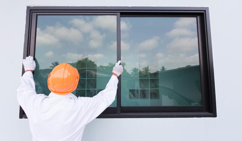 Pose d'une fenêtre alu : Coût de la main-d'œuvre