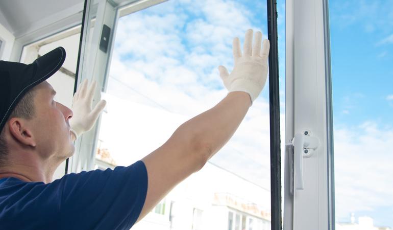 Pose d'une fenêtre sur mesure : Coût de la main-d'œuvre