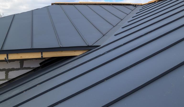 Pose d'une toiture bac acier : Coût de la main-d'oeuvre