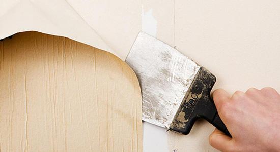 d coller son papier peint nos conseils et astuces prix pose. Black Bedroom Furniture Sets. Home Design Ideas