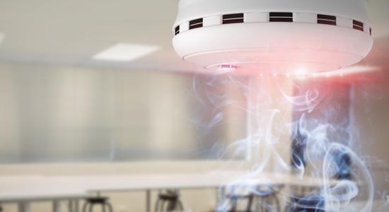 Pourquoi installer un détecteur de fumée