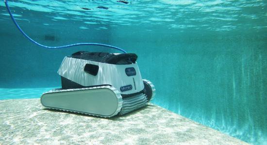 Pourquoi opter pour un robot de piscine