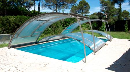 Prix d'un abri de piscine relevable
