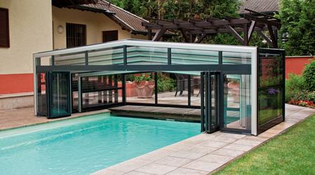 Prix d'un abri de piscine télescopique