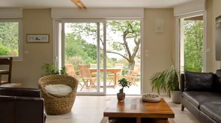 Prix d'une baie vitrée PVC simple
