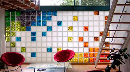 Prix des briques de verre | Coût moyen & Tarif de pose