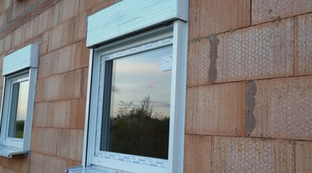 Prix de changement d'une fenêtre sans retouche du support