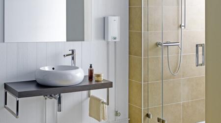 Prix d'un chauffe eau de douche
