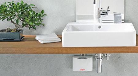 Prix d'un chauffe eau de lavabo (3,7 kW)