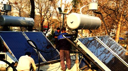 Prix d'un chauffe eau solaire avec thermosiphon
