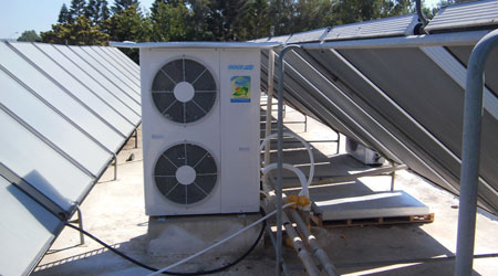Prix d'une climatisation solaire photovoltaïque