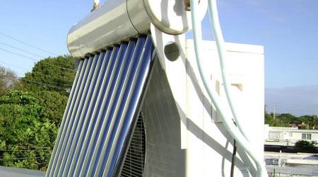 Prix d'une climatisation solaire thermique
