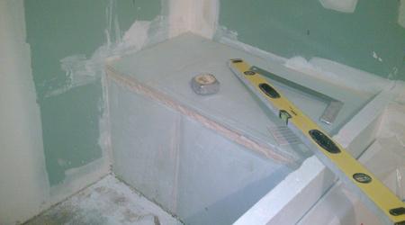 Prix d'un carreau de plâtre hautement hydrofuge