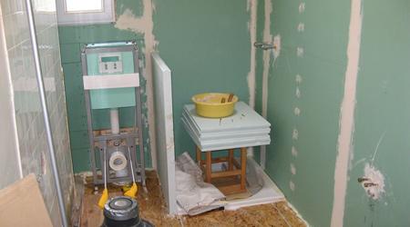 prix d 39 un carreau de pl tre co t moyen tarif de pose. Black Bedroom Furniture Sets. Home Design Ideas
