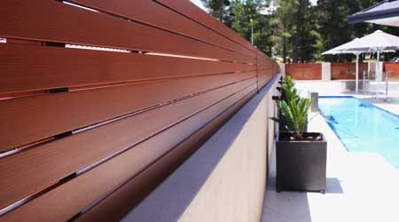 Prix d'une clôture aluminium en panneaux
