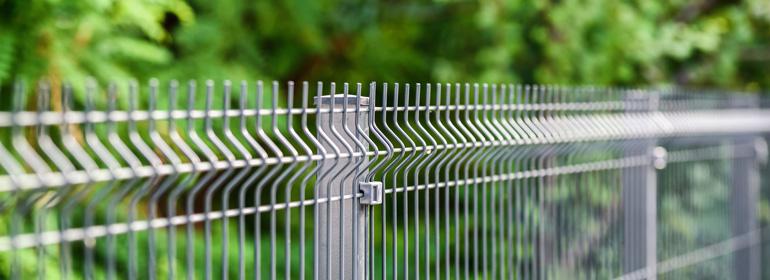 Prix d'une clôture grillage