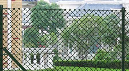 Prix d'une clôture grillage en rouleau
