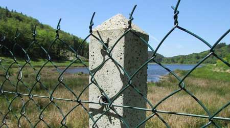 Prix des clôtures jambage béton