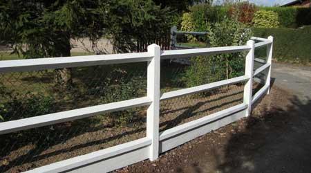 Prix des clôtures normandes en béton