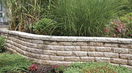 Prix d'une clôture en pierre de taille