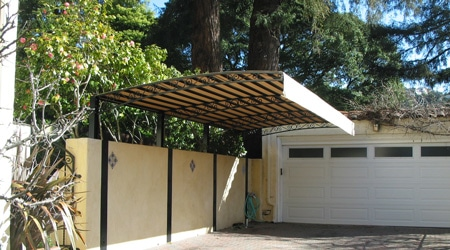 Prix de construction d'un carport