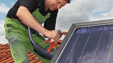 Prix d'un détartrage pour un chauffe eau solaire