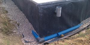 Prix d'un drainage de maison