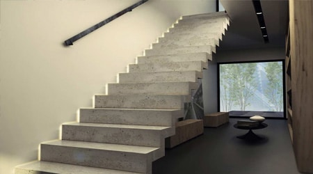 escalier beton prix escalier beton sur enperdresonlapin. Black Bedroom Furniture Sets. Home Design Ideas