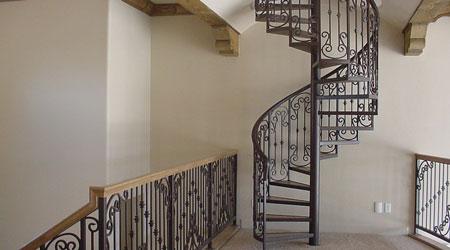 Prix d'un escalier colimaçon