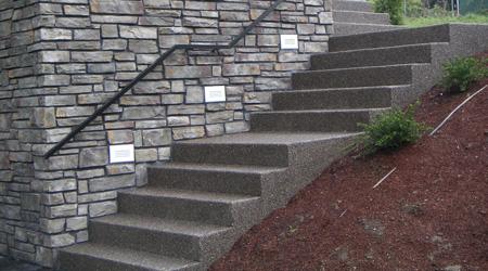 Prix D Un Escalier En Beton Exterieur