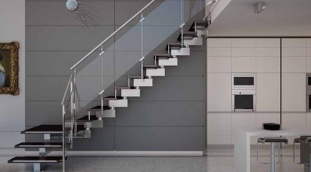 Prix d'un escalier en inox