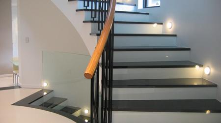 Prix d'un escalier sur mesure en béton