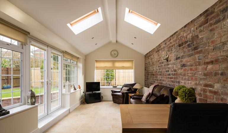 Prix d'une extension de maison horizontale