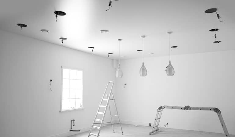 Prix d'un faux plafond tendu