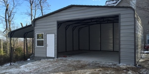 Prix d'un garage préfabriqué