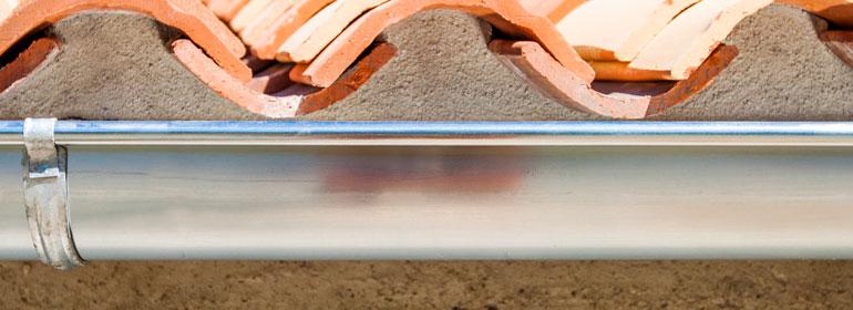 Prix d'une gouttière zinc