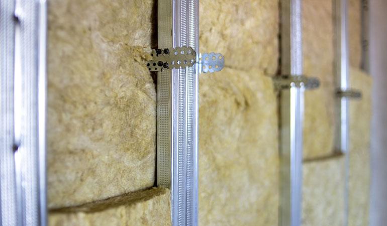 Prix d'une isolation intérieure en laine minérale