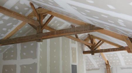 Prix d'une isolation intérieure d'un plafond