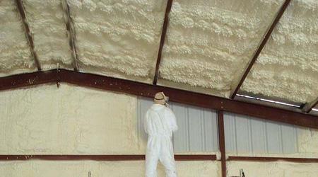 Prix d'une isolation sous toiture en polyuréthane
