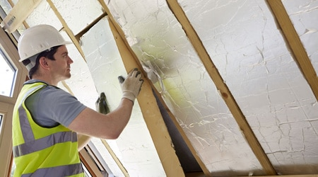 Prix d'une isolation de toiture pour combles aménagés