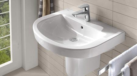 Prix d'un lavabo céramique