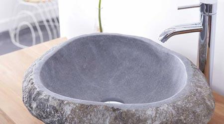 Prix d'un lavabo pierre