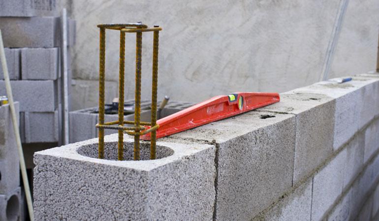 Prix d'un mur en parpaing
